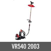 VR540 2003
