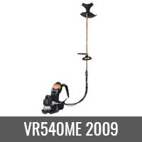 VR540ME 2009