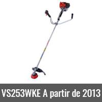 VS253WKE A partir de 2013