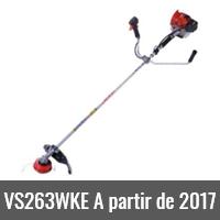 VS263WKE A partir de 2017