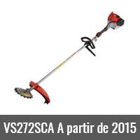 VS272SCA A partir de 2015