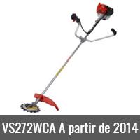 VS272WCA A partir de 2014