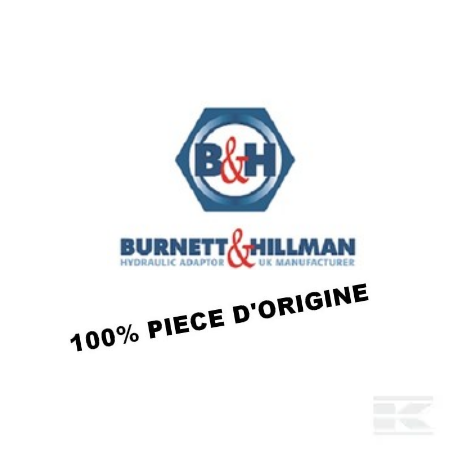 BURNETT & HILLMAN